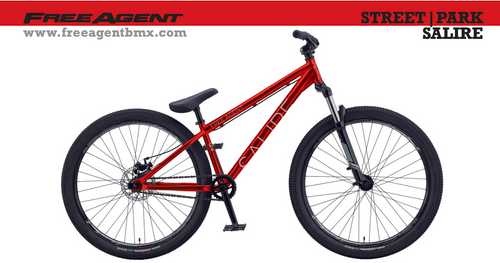 Free Agent | Salire | Dirt Jumper Bike