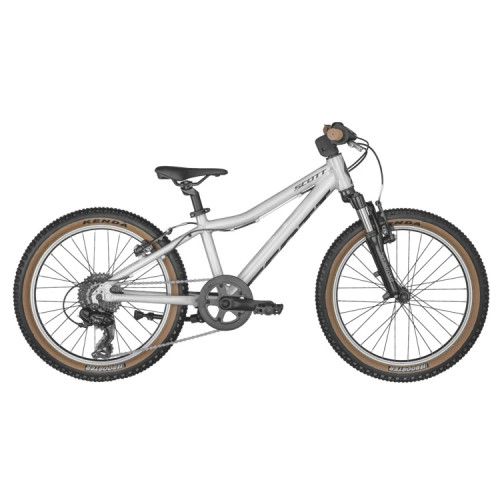 Scott   Scale 20   Kids Bike   Silver