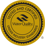 WQA Certified Seal