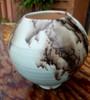 Sample of ceramic color in Aqua
