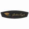 """A beautiful replacement for your original, damaged, or missing yoke emblems! Installs in minutes.   This is a beautiful domed peel-n-stick emblem, approximately 1"""" high, 3.5"""" wide, 1/32"""" thick.   Designed especially for the Faux Carbon Fiber yoke center, but can be applied almost anywhere."""