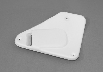 Piper Cover Right Shoulder Harness 99801-02, 99801-002