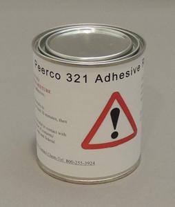 Peerco 321 adhesive remover