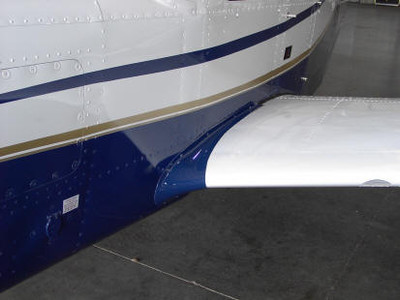 Piper Wing Root Fairing