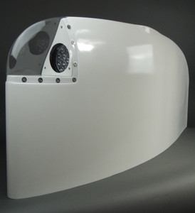 Fiberglass Wing Tips With Landing Lights. Piper PA-32. Set of Two. RD-4000