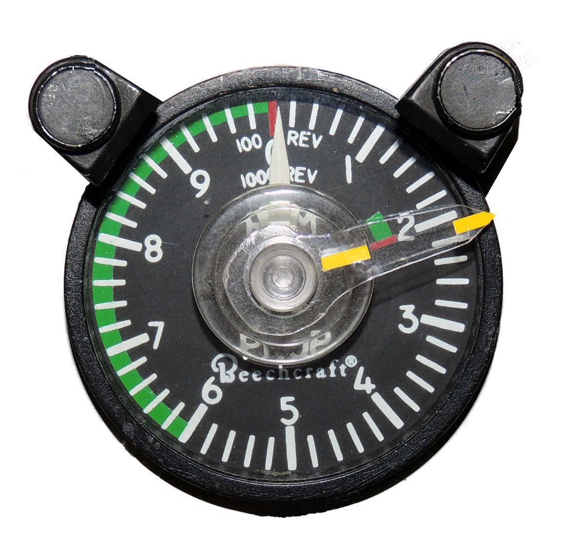 Power Setting Bug. Aircraft Instruments