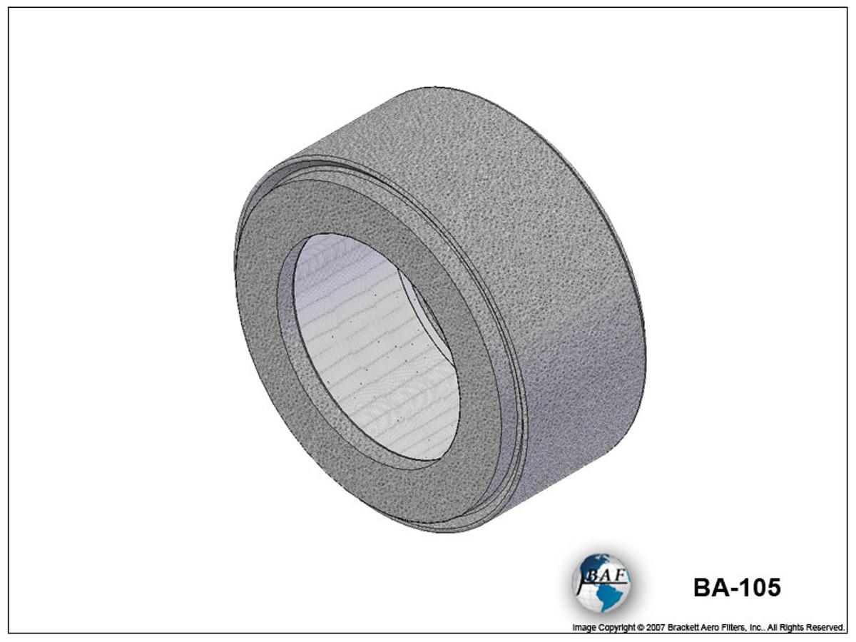 Brackett BA-10 Air Filter Element