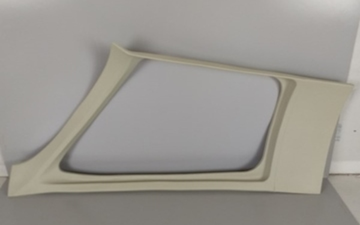 Trim - CoPilots Window, Cessna 401/402,  Replaces Cessna 5014044-4, (059-P5014044-4)