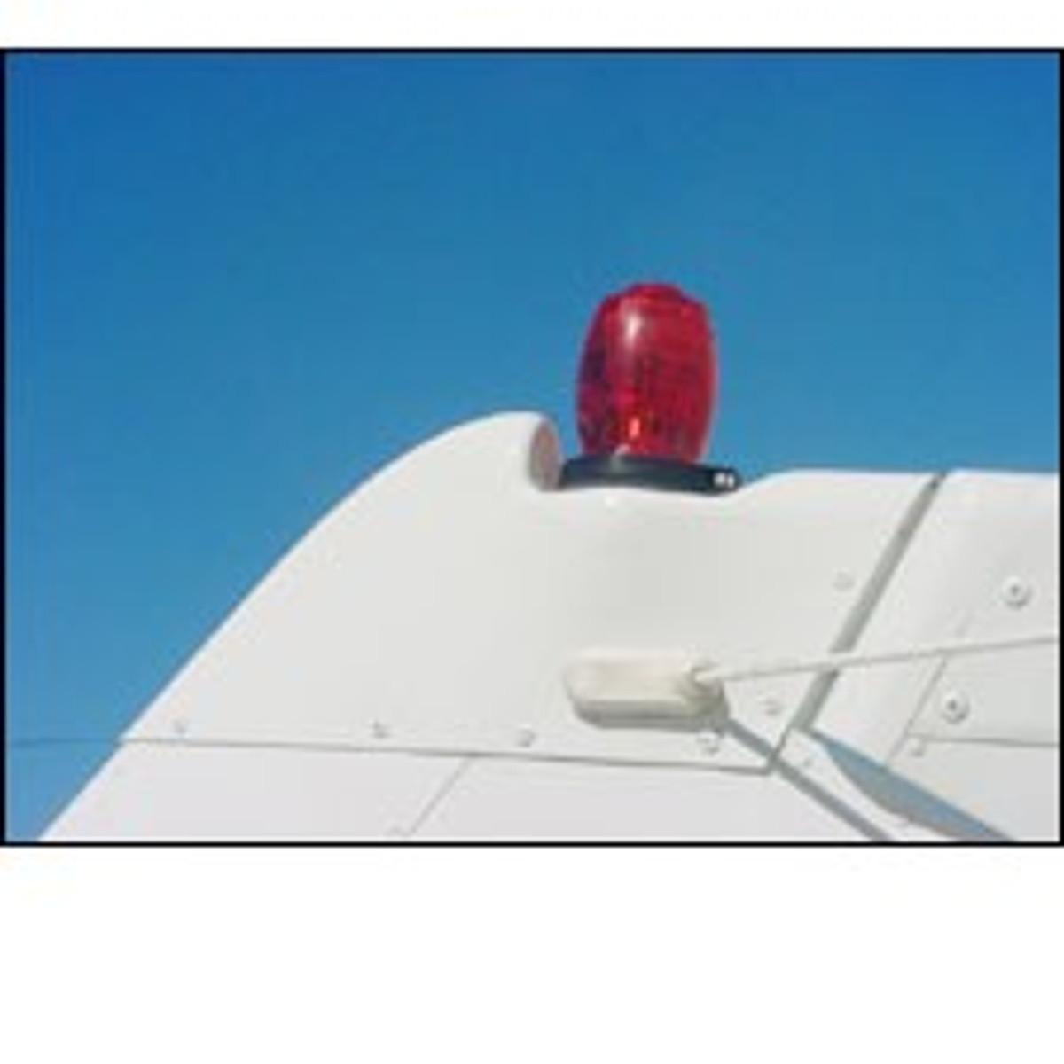 Cessna 172 Vertical Fin Cap Fairing