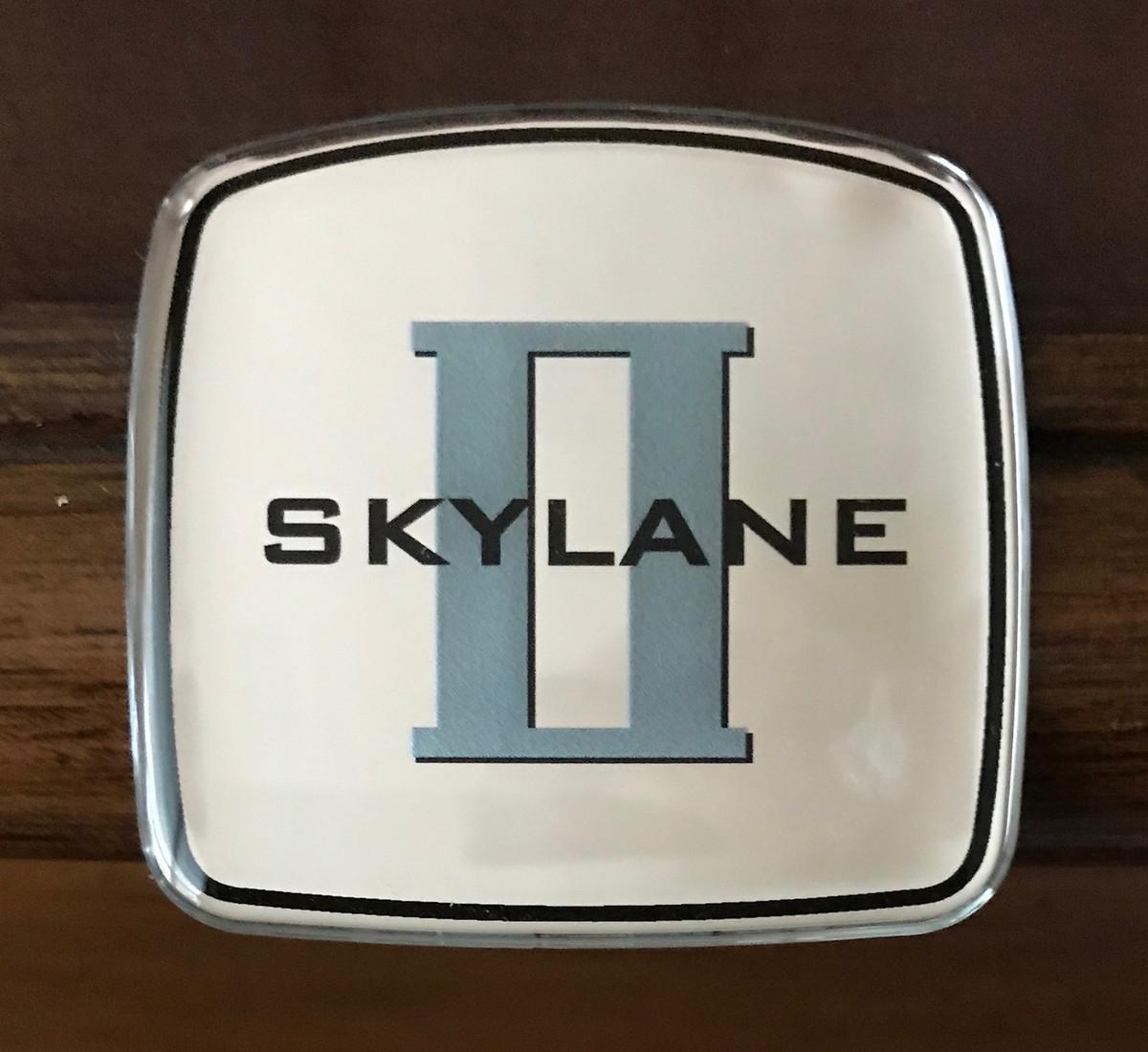Cessna 182 Skylane Yoke Emblem