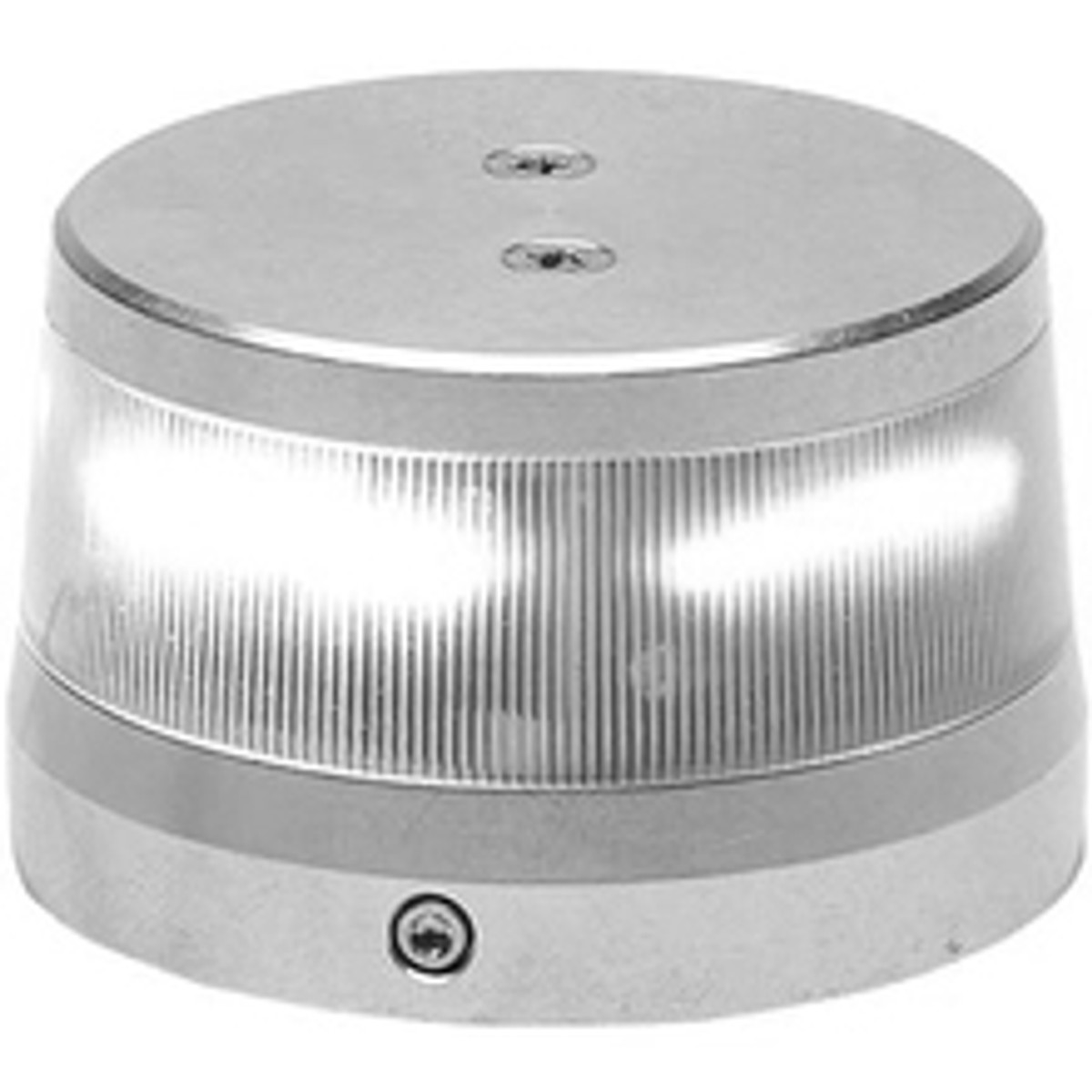 Whelen ORION 360 LED Beacon White Part 01-0772010-20. Model OR36W2N
