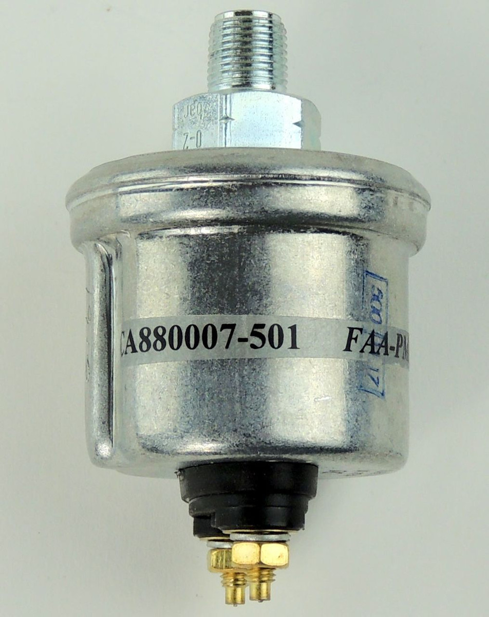 Transducer, Fuel Pressure. Mooney 880007-501 and 3060-00017