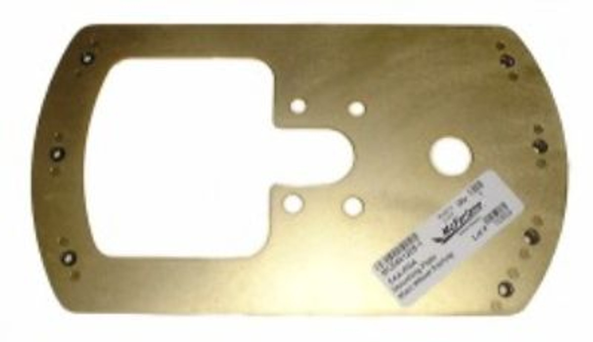 Cessna 150 and 152 Wheel Pant mounting plate 0441225-1, 0441225-2