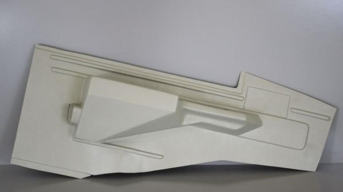 Panel Assy - Pilots Armrest, Cessna 421,  Replaces Part 5119057-13, 5119057-13-532