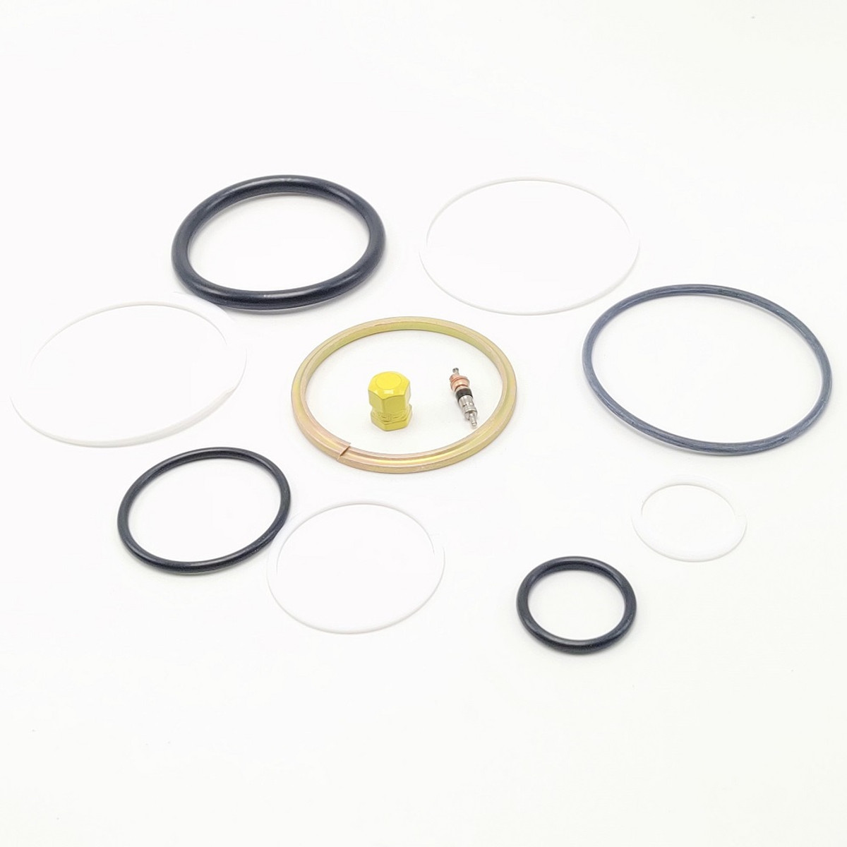 Nose and Main Strut Seal Kit, Mooney M22 Mustang.  104-PPM22MSSK