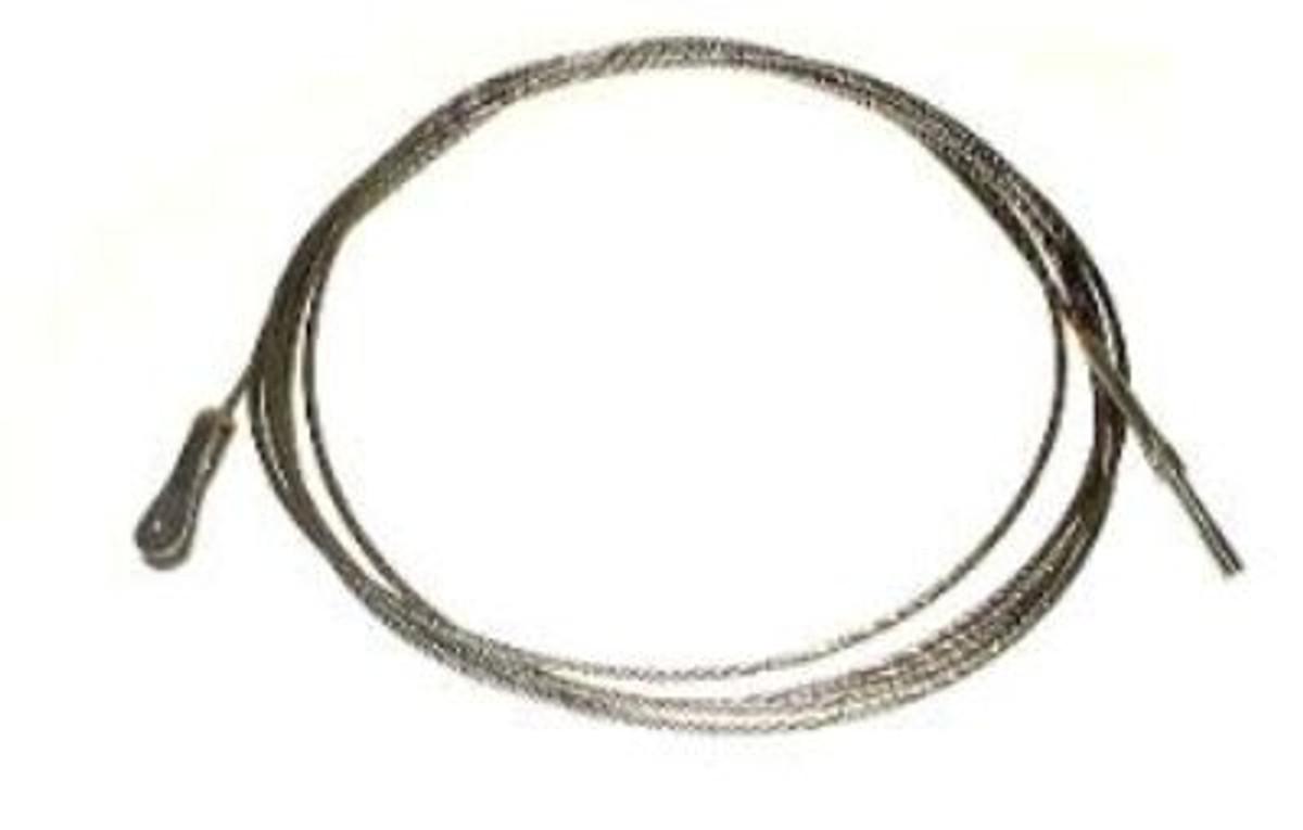 Piper PA-34 Stabilator cable. Piper 62701-078 and 62701-78