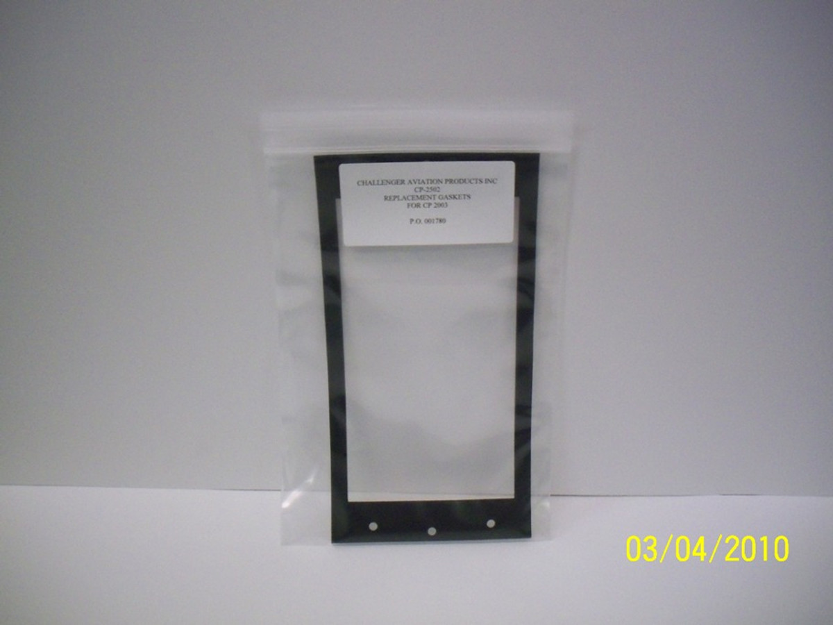 K&N / Challenger Replacement Gasket CP-2502