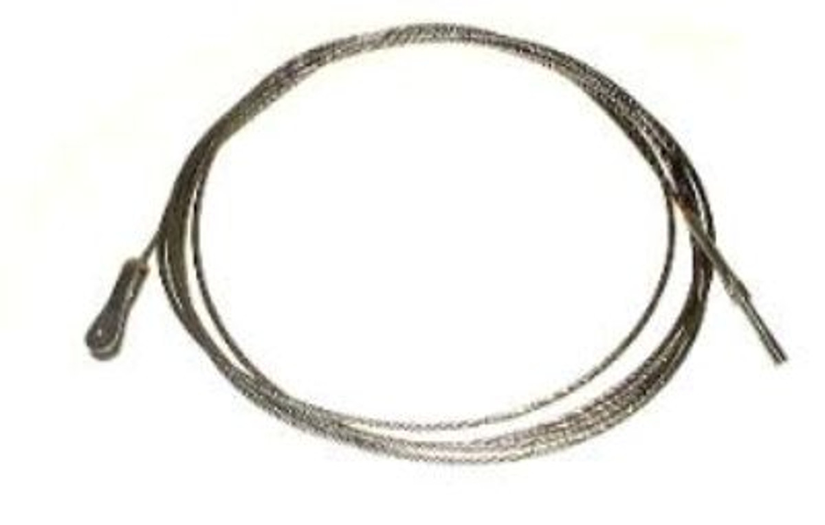 CABLE, Stabilator Fwd LH.  Piper 62701-207