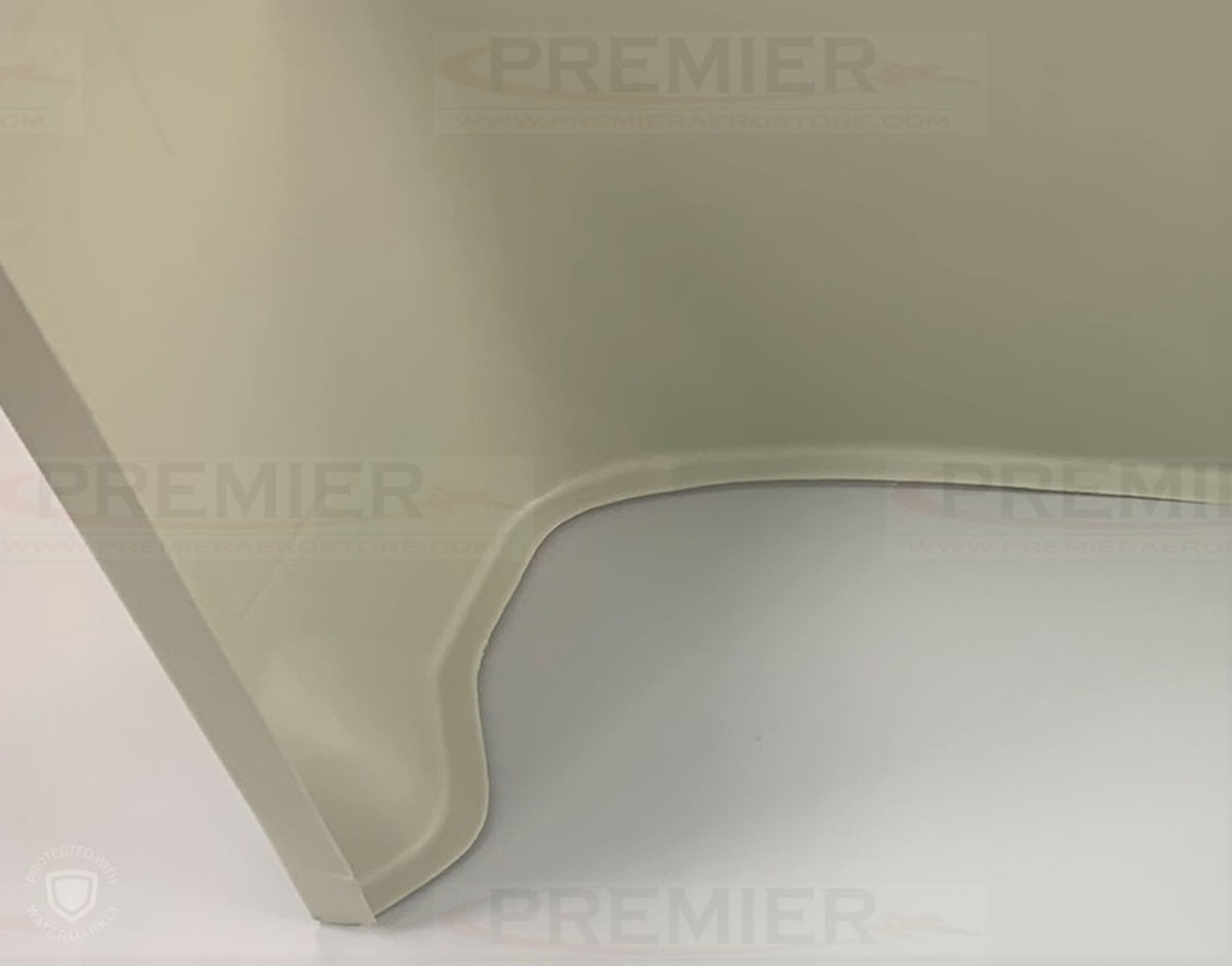 Baggage Compartment Panel.  1980 - CESSNA- 172RG.  0515015-6