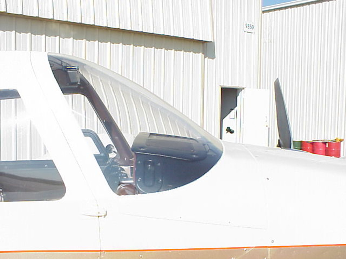 Arapaho Windshield Kit. Piper Twin Comanche PA-30, PA-39 Models. 30AWS