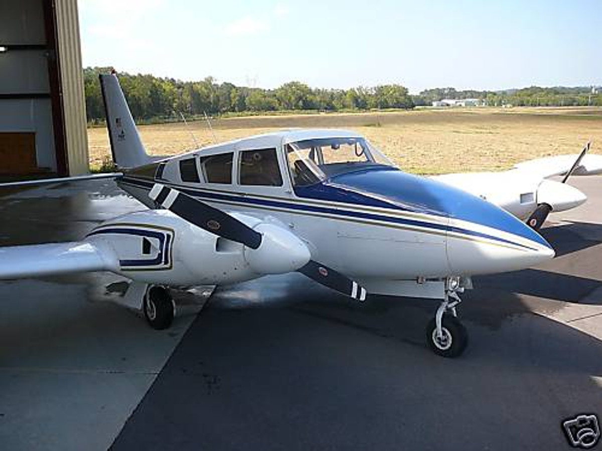 Piper PA-30 and PA-39 Nose Bowls. Speed Mods by Knots 2U.