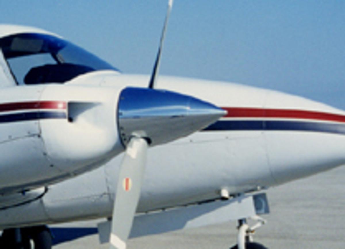 Twin Comanche PA-30, PA-39 Propeller Set