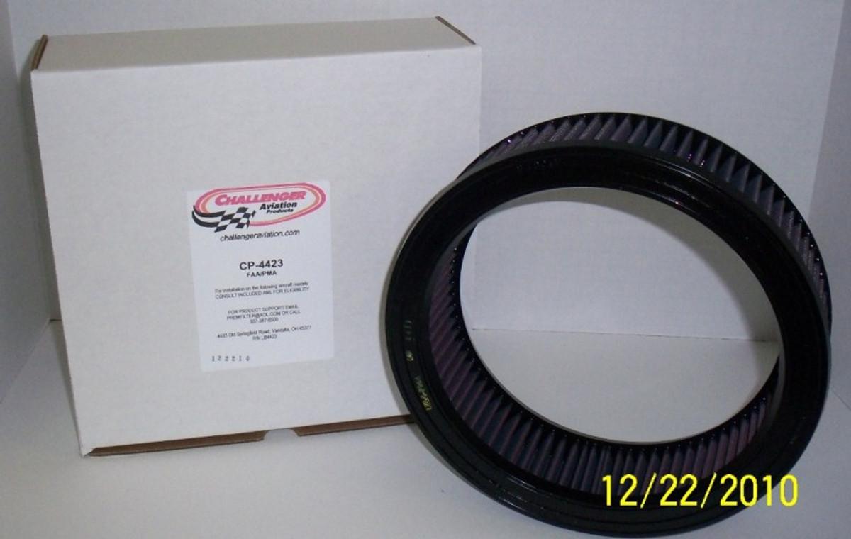 K&N / Challenger High Performance Air Filter,  CP4423