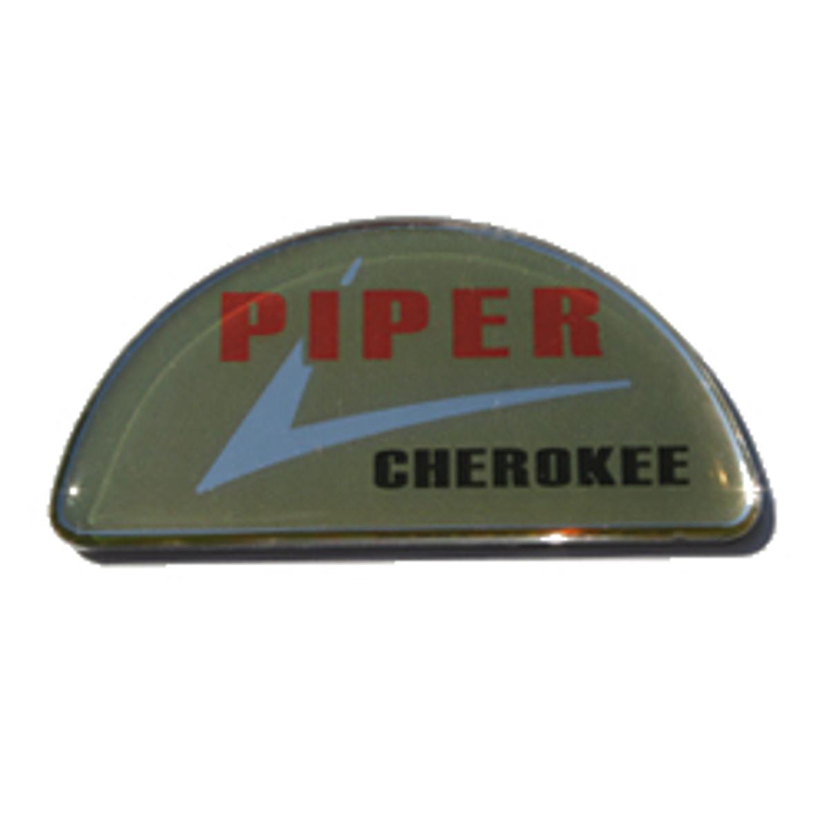Piper Yoke Emblem