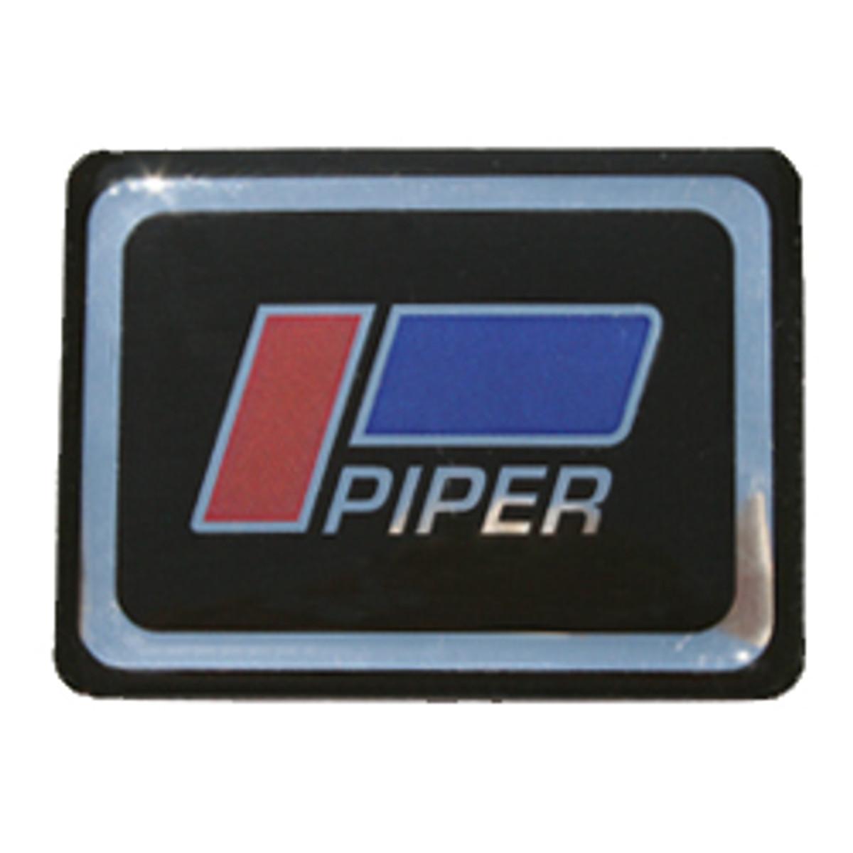 Piper Seatbelt Logo