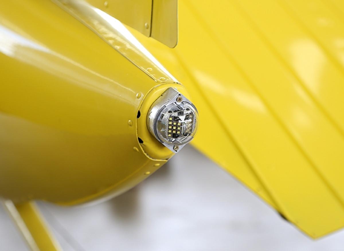 Whelen Orion OR500 Combination LED Tail Strobe / Position Light 12V or 24V.