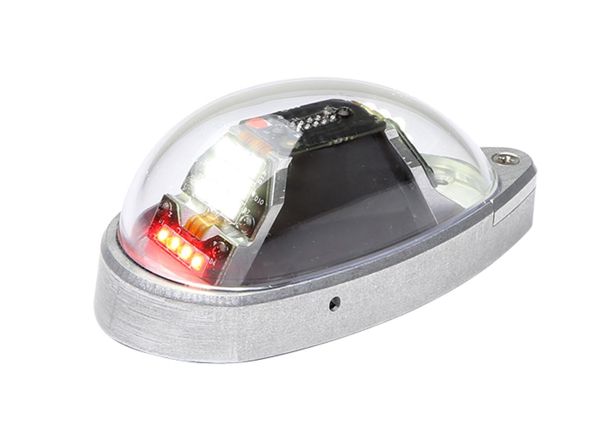 Whelen Orion OR6501G, OR6501R, OR6502G, OR6502R LED Wingtip nav strobe lights