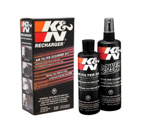 K&N Challenger Air Filter Cleaner and Recharger Kit
