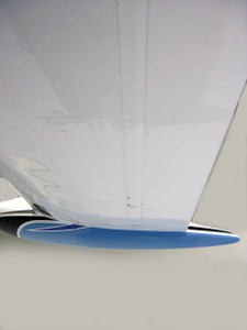 Piper PA-30 & PA-39 Twin Comanche Flap and Aileron Gap Seals. Comanche Speed Mods by Knots 2U