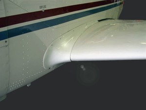 Piper PA-30 & PA-39 Wing Root Fairings. Speed Mods by Knots 2U