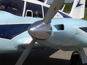 Piper Twin Comanche Cowl Nose Bowl Kit. PA-30, PA-39