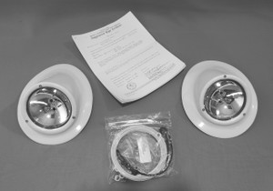 Twin Cessna Landing Light Kit. Cowl Nacelle Mount.Cessna 300 and 400 series.