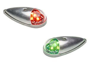 Whelen LED position Lights. 7110501, 7110502, 7110503, 7110504 from Knots 2U.