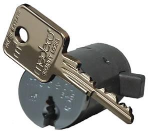 Aircraft Locks and Keys