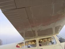 Cessna Flap Gap Seal Kit, Cessna 170 thru 210 Models  CFGS