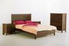 NEW YORK (289) QUEEN 4 PIECE TALLBOY BEDROOM SUITE - RUSTIC ASH