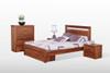 VODKA (217) QUEEN 3 PIECE BEDSIDE BEDROOM SUITE WITH UNDERBED STORAGE DRAWERS - NATURAL