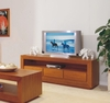 ELKE LOWLINE TV UNIT WITH 3 DRAWERS 700(H) X 1800(W) - TASIE OAK