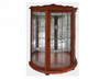 CLASSIC HALF CRYSTAL DISPLAY UNIT - BLACKWOOD (1201) OR WALNUT (1202)