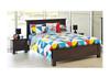 ASTON  QUEEN 3 PIECE BEDSIDE  BEDROOM SUITE