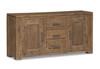 ASHTON (VAN-007) BUFFET / SIDEBOARD WITH 2 DOORS & 3 DRAWERS  -  850(H) X 1700(W)-LIGHT OAK