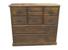 CALISTA (COB4449) 9 DRAWERS CHEST -1210(H) X 1310(W)- ROUGH SAWED