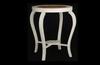 ORNAMENT BAR TABLE - 1100(H) x 700(D) - WHITE