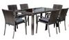 MILFORD  9 PIECE DINING SETTING - 1800(L) x 900(W)