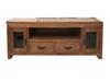 BUSTIN 2 DOOR & 2 DRAWER LOWLINE ENTERTAINMENT UNIT (MODEL 6-18-1-14-11) - 595(H) x 1960(W)  - TV UNIT #4  -  BALTIC(#503) OR WALNUT (#400)