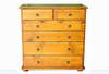SAHARA CSH316 6 DRAWER TALLBOY - 1165(H) X 950(W)  - ASSORTED COLOURS AVAILABLE